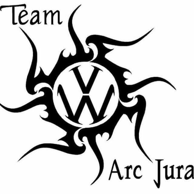 Team VW Arc Jura
